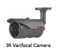 CCTV IR Varifocal Camera India
