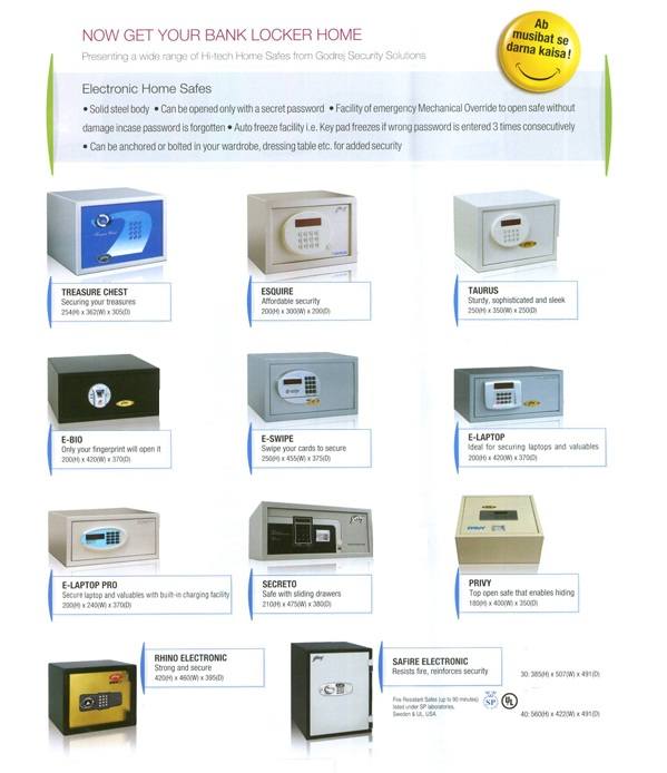 godrej-electronic-home-safes