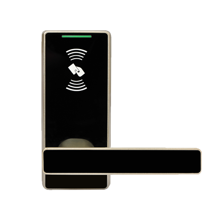 Smart Lock Card Lock Ml10r Hotel Locks Swipe Card Door