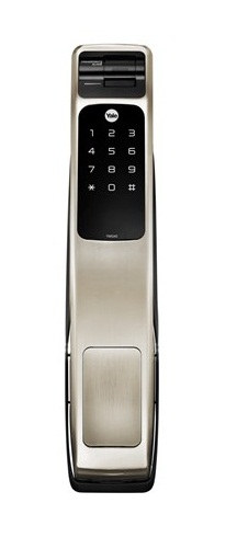 Yale Fingerprint Door Lock Ymg40 Biometric Door Lock